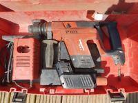 Hilti 24V TE5A SDS Drill