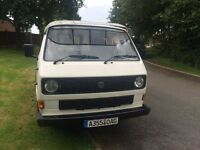 Vw camper T25 1983 1.9 water cooled full restored