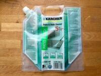 BRAND NEW: KARCHER 500ml Concentrate Patio/Deck Cleaner - Pressure Jet Washer Cleaner Accessory