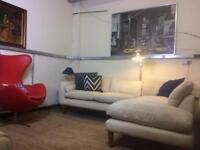 Laura Ashley Newman corner sofa