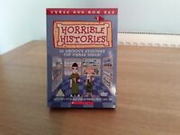 Horrible Histories DVD box set