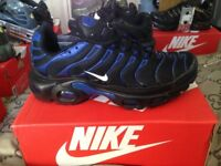 NIKE AIR TN TRAINERS SIZES 6 to 9 AVAILABLE VARIOUS STYLES & COLOURS