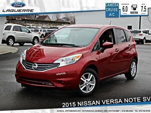 2015 Nissan Versa Note **1.6 SV*CAMERA*CRUISE*A/C**