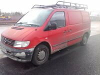 Mercedes Vito 110 cdi 03 reg.. good runner