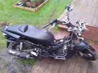 HONDA PCX 125cc PERFET RUN ! ! !