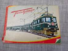 Fleischmann train catalogue 1958/59 Woodville Charles Sturt Area Preview