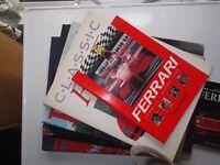 Ferrari - classic cars - Formula One. Job lot. Motorsport - Hounslow TW3