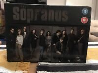 The Sopranos. The complete series 1-6