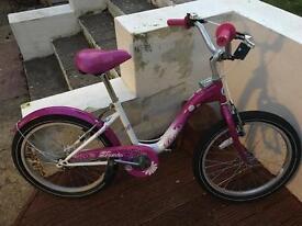 Girly bike for sale