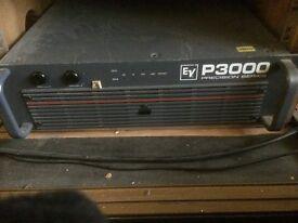 EV amp P3000