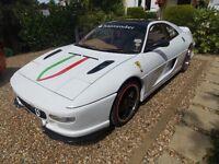 Stunning Toyota MR2 Turbo Replica F355 Berlinetta Ferrari kit car modified Full MOT