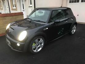 2006 BMW MINI COOPER S. jcw Aero kit LOW miles!