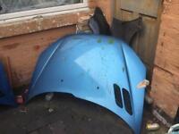 Peugeot 206 bonnet breaking spare parts