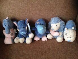 Blue Nose Friends toys