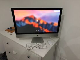 iMac 27inch late 2015