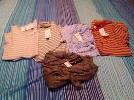 Maternity nursing clothes 14&16&18 new with tags