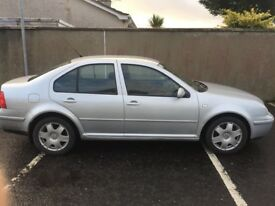 2005 Bora full year mot 155k miles , golf Jett's Leon