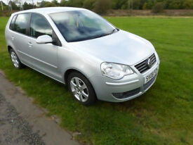 VW POLO Match 70 - 1.4TDI - Diesel / Low Tax £30 - Stunning Car With F/S/H
