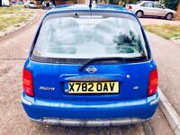 Nissan micra 1.0 AUTOMATIC 10 months mot very reliable car £795