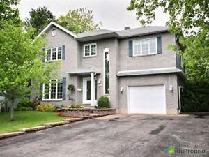 524 000$ - Maison 2 étages à vendre à St-Jean-Chrysostome