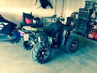 09 Can am renegade 800r X