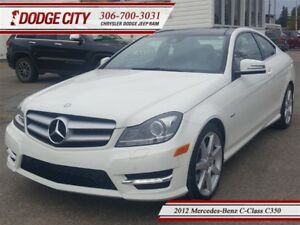 2012 Mercedes-Benz C-Class C 350 | RWD | PST PAID - Sunroof, Hea