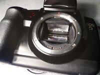 Canon EOS 5 body only.