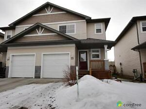 $299,500 - Semi-detached for sale in Spruce Grove