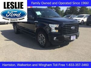 2016 Ford F-150 XLT | Sport | Sold & Serviced by Leslie Motors