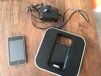 iPod Touch 16Gb & speaker