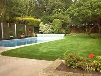Artificial Grass Supplied and Installed from £45m2