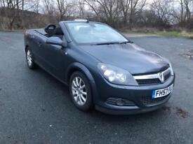 57 REG VAUXHALL ASTRA 1.9 CDTi SPORT TWIN TOP 2DR-12 MONTHS MOT-LOW MILES-GREAT LOOKING CAR