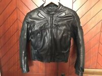 Ladies Motorbike Jacket size 10