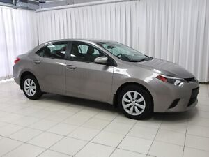 2014 Toyota Corolla LIKE-NEW CONDITION WITH VERY LOW KILOMETERS!