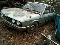 Bmw 525i E28 breaking for spares