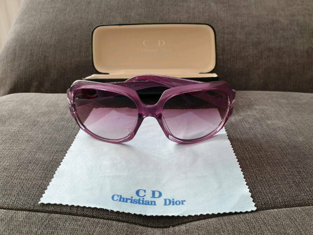8acb05af12 Christian Dior sunglasses. Peterborough ...