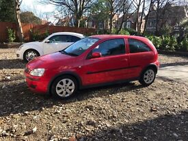 vauxhall corsa, great runner, clean body, low miles