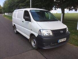 Toyota Hiace 280 D-4D 95 SWB Panel Van (No VAT)