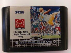 European Club Soccer SEGA Mega drive