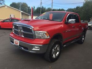 2011 Ram 1500 SLT BIG HORN , LIFT KIT