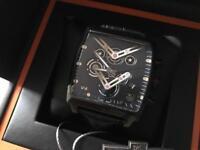 Swiss Tag Heuer Monaco V4 Chronograph Watch