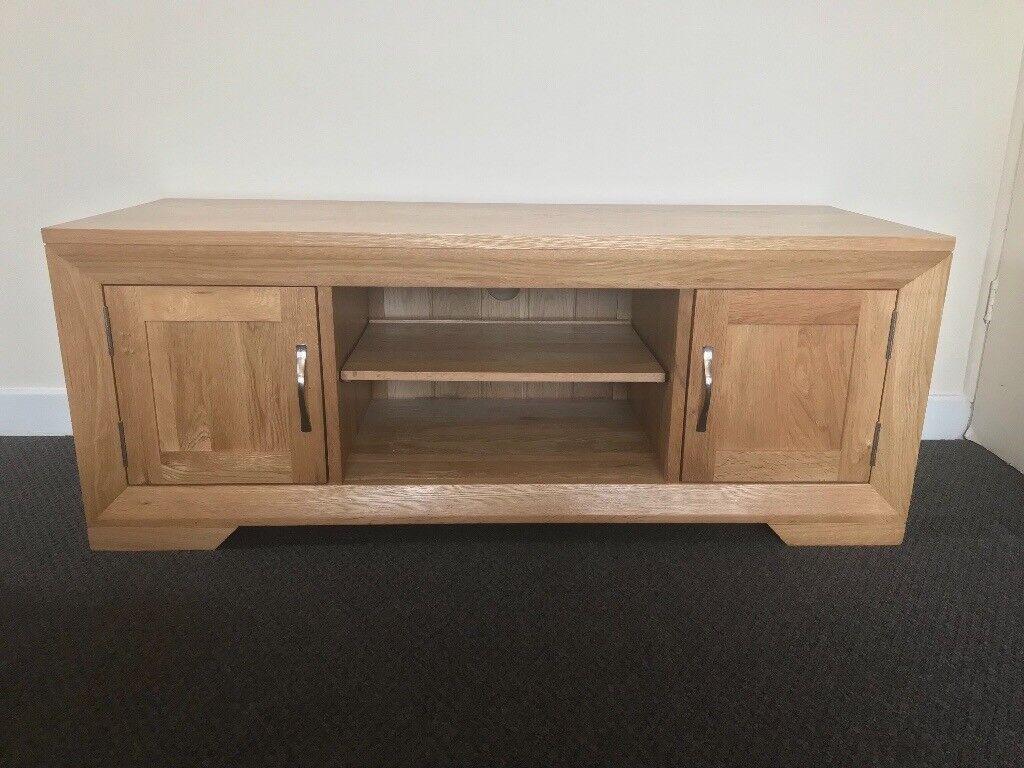 san francisco ff78a 441c1 Oak Furniture land bevel range TV Cabinet | in Coventry, West Midlands |  Gumtree