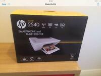 Smartphone and tablet printer