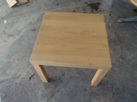2x side tables or coffee tables