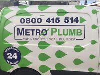 Metro Plumb - Here when you need us most