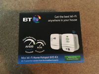 Wfi / Wireless extender ( Over mains cables )