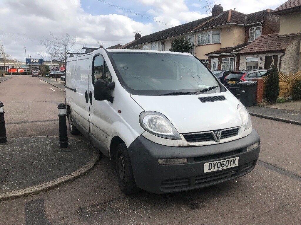 1a3aef441a Vauxhall Vivaro white van cheap price for sale