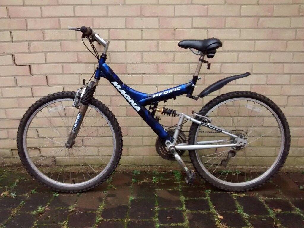 Men S Magna Atomic Mountain Bike In Hamble Hampshire Gumtree