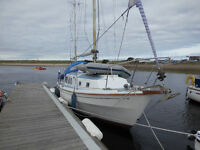 Westerly Renown 32 Ketch priced at £8000 for quick sale