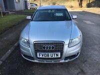 Audi A6 ALLROAD TDi Quattro estate silver